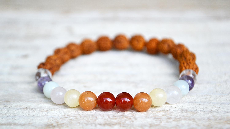ZASU chakras energy bracelet
