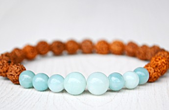 ZASU Amazonite purification bracelet