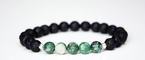lava, nakit sa porukom, narukvice koje nose slavni, zeleni žad, sretne narukvice, kristali po horoskopu, zasu