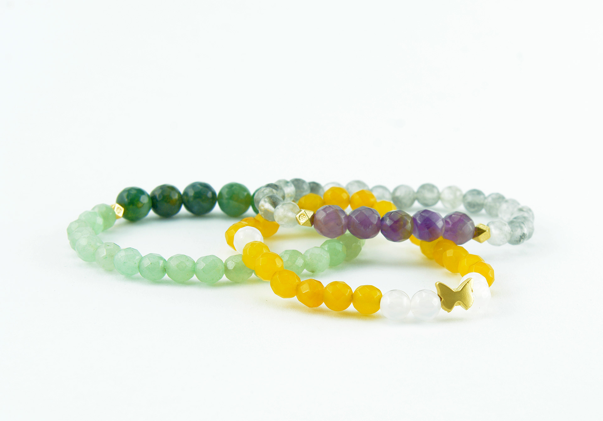 zasu good vibes bracelets