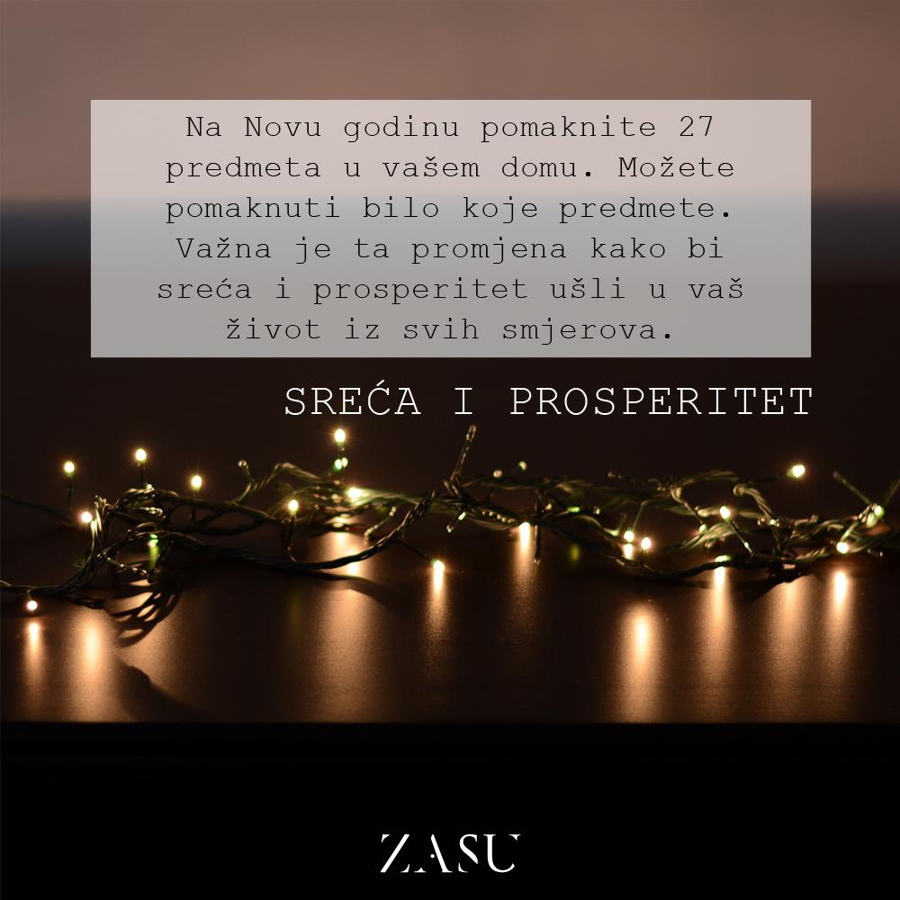 sreća i prosperitet