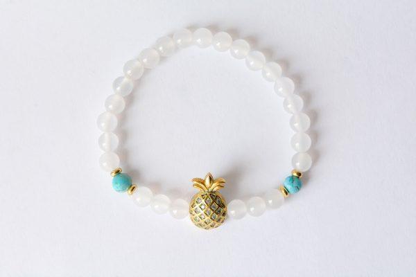 zasu-nakit-kristali-narukvice-bijeli-ahat-ananas-tirkiz